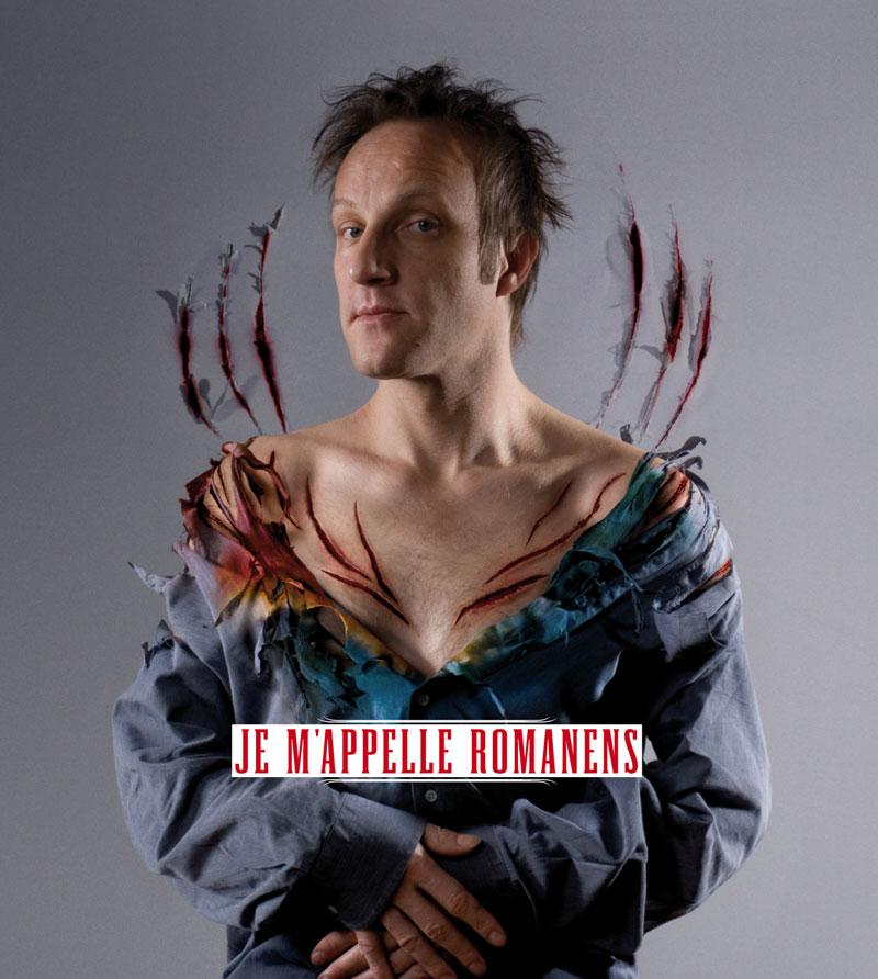 Thierry Romanens et Format A'3 «Je m'appelle Romanens»